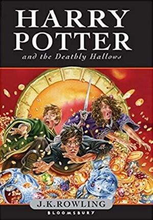 Harry Potter and the Deathly Hallows | Harry Potter und die Heiligtümer des Todes